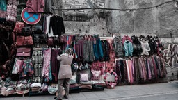 The Clothes Market